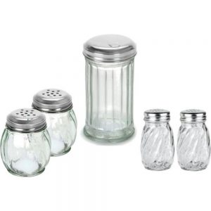 AH Salt & Pepper Sugar & Cheese Shaker Bundle2a