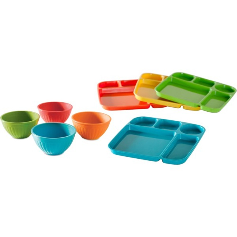 Nw Party Trays Prep Bowls Bundle Of Nordic Ware Microwave
