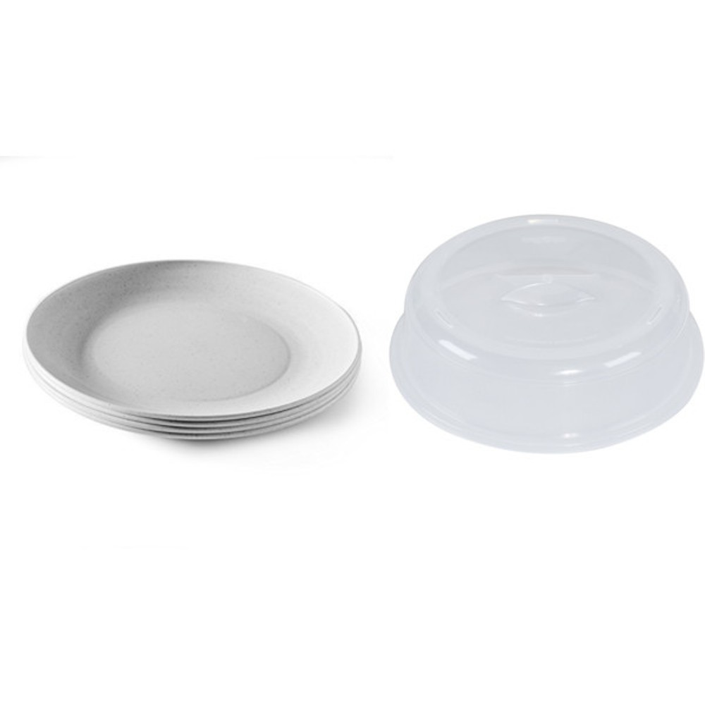 Plates u0026 Cover2. Bundle of 4 Nordic Ware Microwave ...  sc 1 st  RLTSource LLC & Nordic Ware Microwave Plates and Cover Set u2013 RLTSource LLC